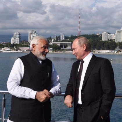 Why Modi Wasn't On The Tarmac To Trap Putin In A Bear Hug