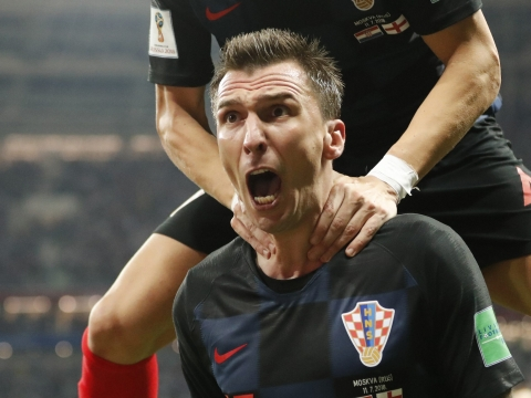 World Cup Final Is Route To Redemption For Croatia
