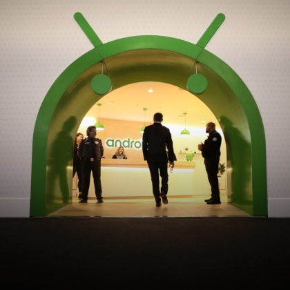 Why Google Was Hit With A Record $5-Billion Fine Over Android