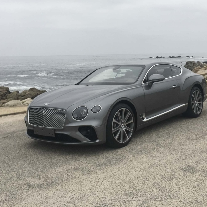 The 2019 Bentley Continental GT Review: A Gangster In A Savile Row Suit