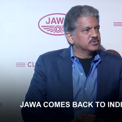 Jawa Comes Back To India After 22 Years