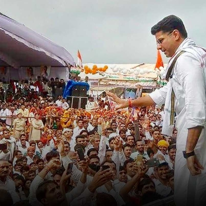 Congress Within Striking Distance Of Power In Rajasthan, Says Sachin Pilot