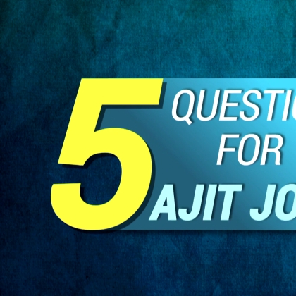 Ajit Jogi Interview: Top 5 Takeaways