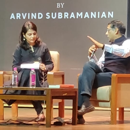 Arvind Subramanian Predicts Universal Basic Income Will Figure In Poll Manifestos
