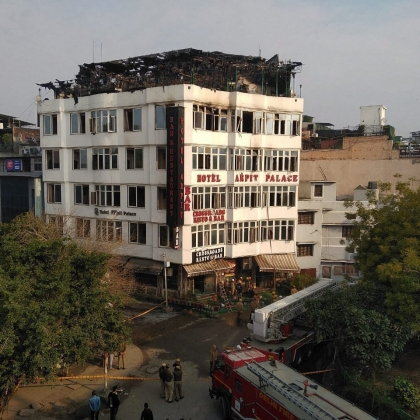 Delhi Government Orders Probe Into Hotel Blaze That Killed 17