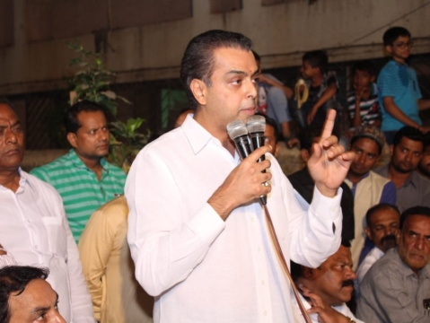 Mukesh Ambani, Uday Kotak Endorse Deora For Mumbai South Lok Sabha Seat