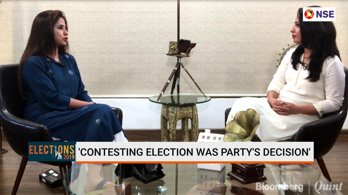 Why Urmila Matondkar Chose Politics