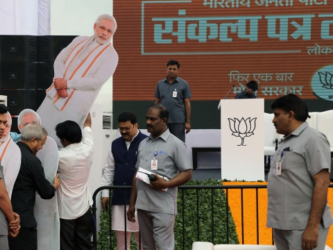 Voters Rebelling Over Pollution, Jobs Threaten Modi In Tamil Nadu