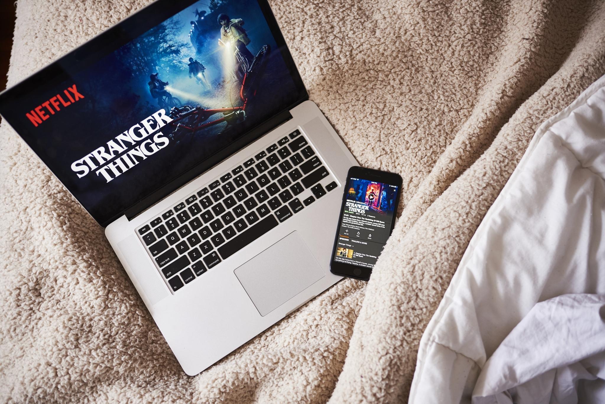 Stranger Things' Is Netflix's Hunt for a Billion-Dollar