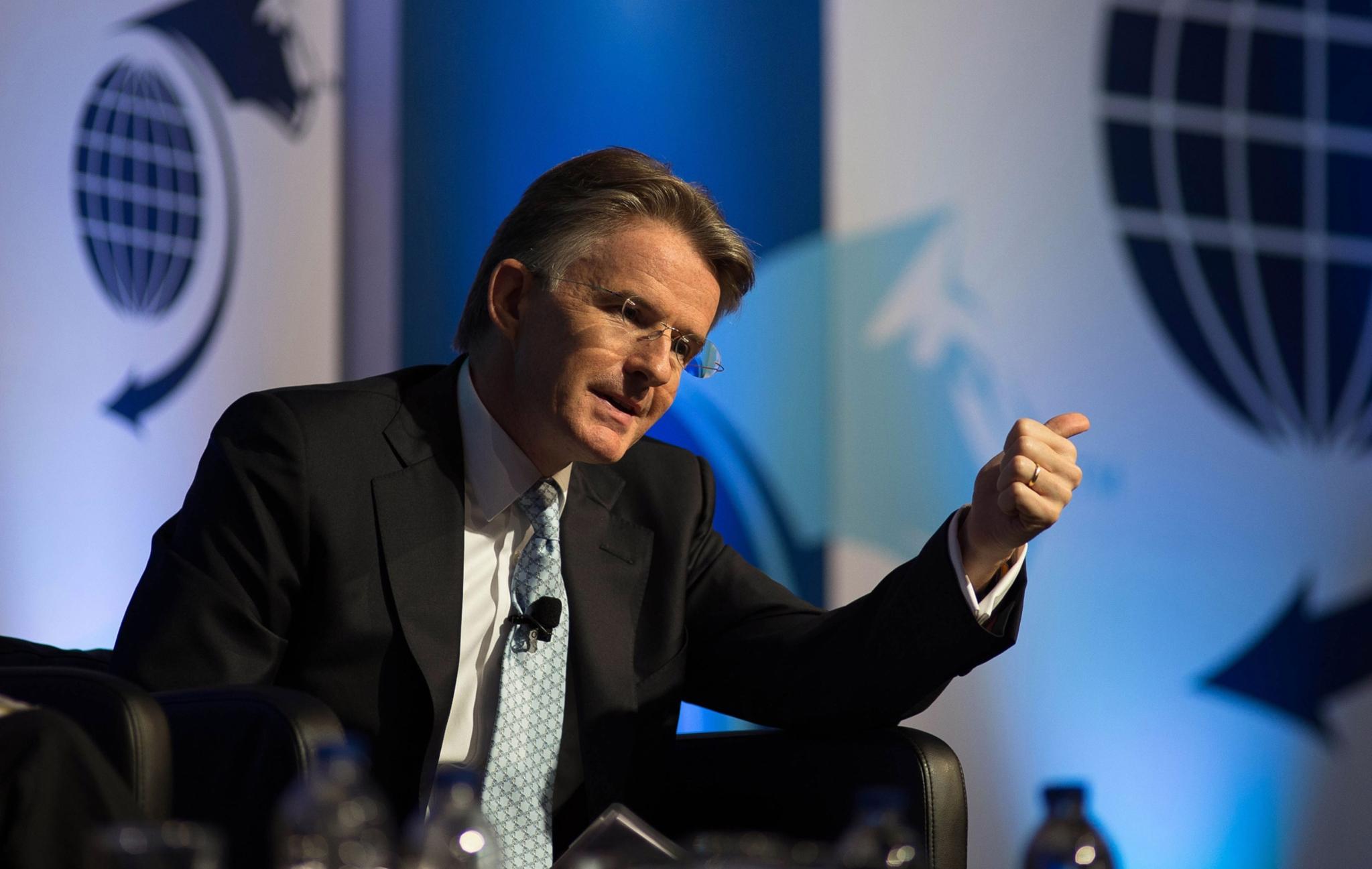 HSBC CEO John Flint Steps Down, Names Quinn Interim CEO