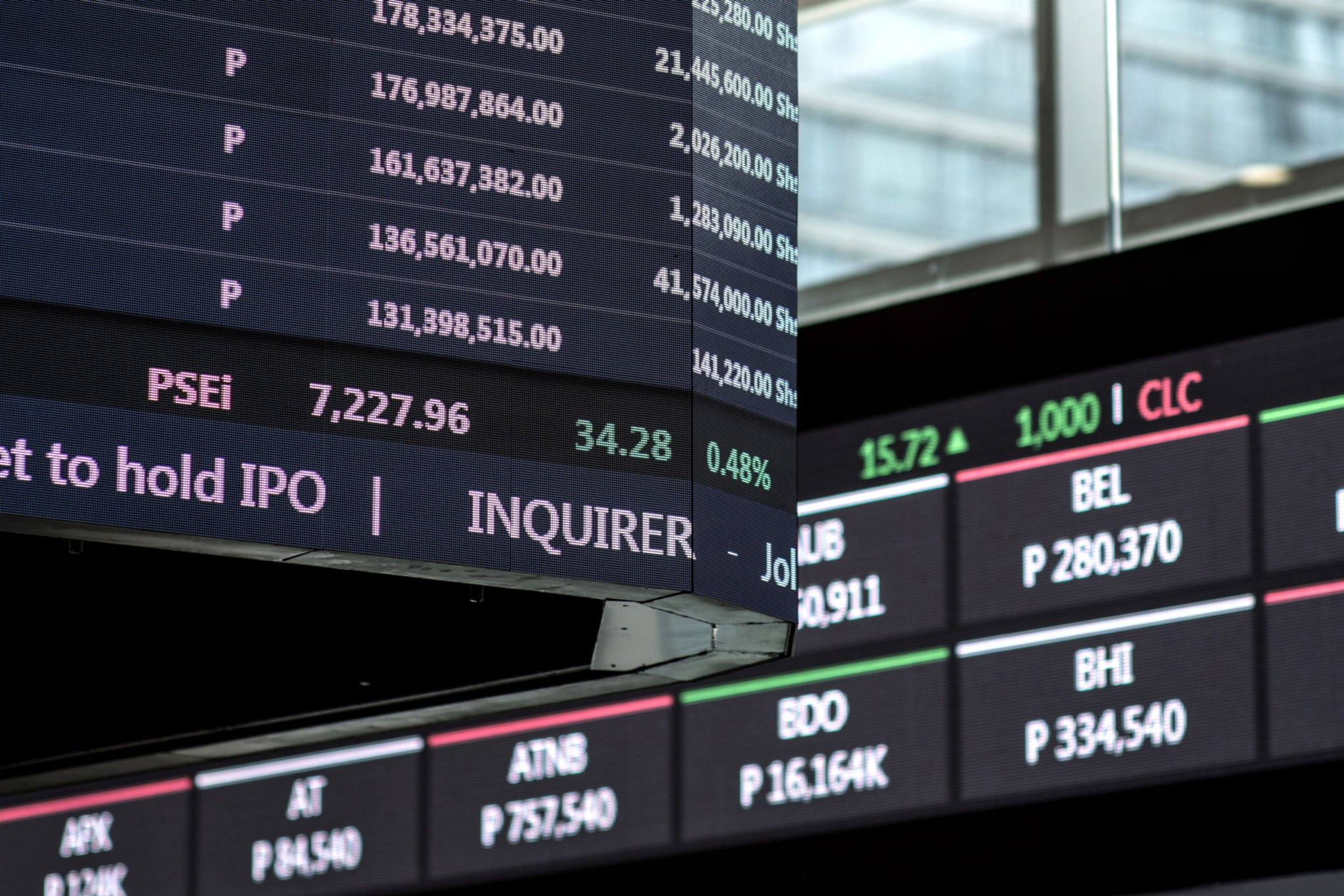 Philippines Shuts Financial Markets After Virus Spurs Stock Rout