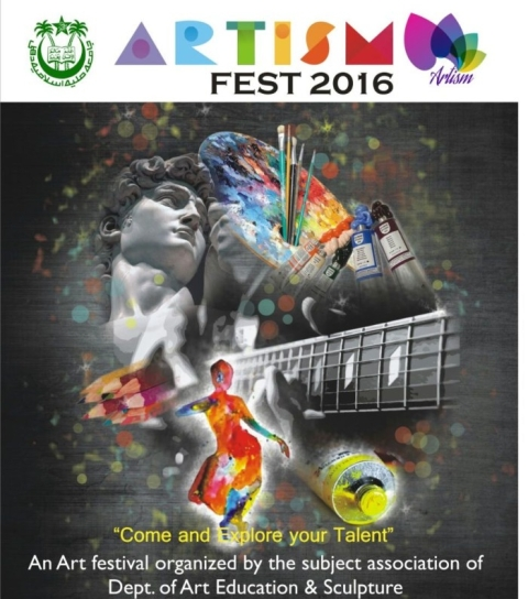 'Artism' three days of colorful fest at jamia campus