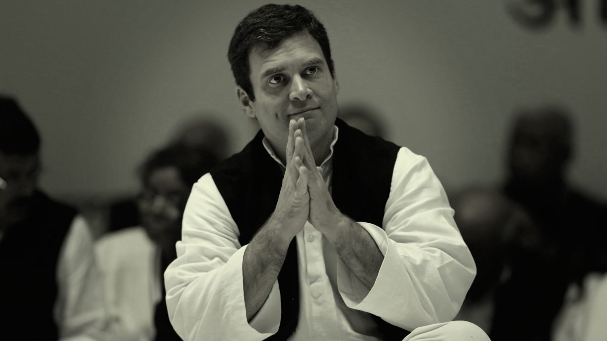 Is there a Faction in the Congress Party that Repeatedly Sets up Rahul Gandhi for Failure?