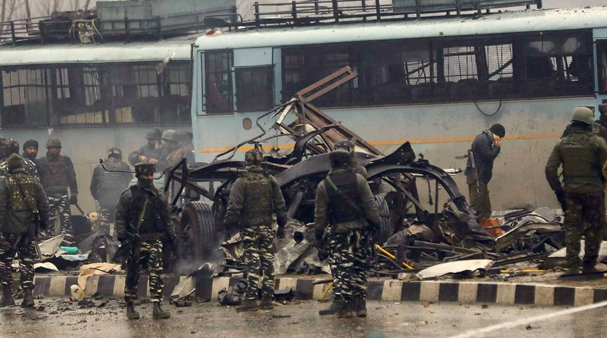 Jammu and Kashmir: The Ongoing Jihad by Pakistan