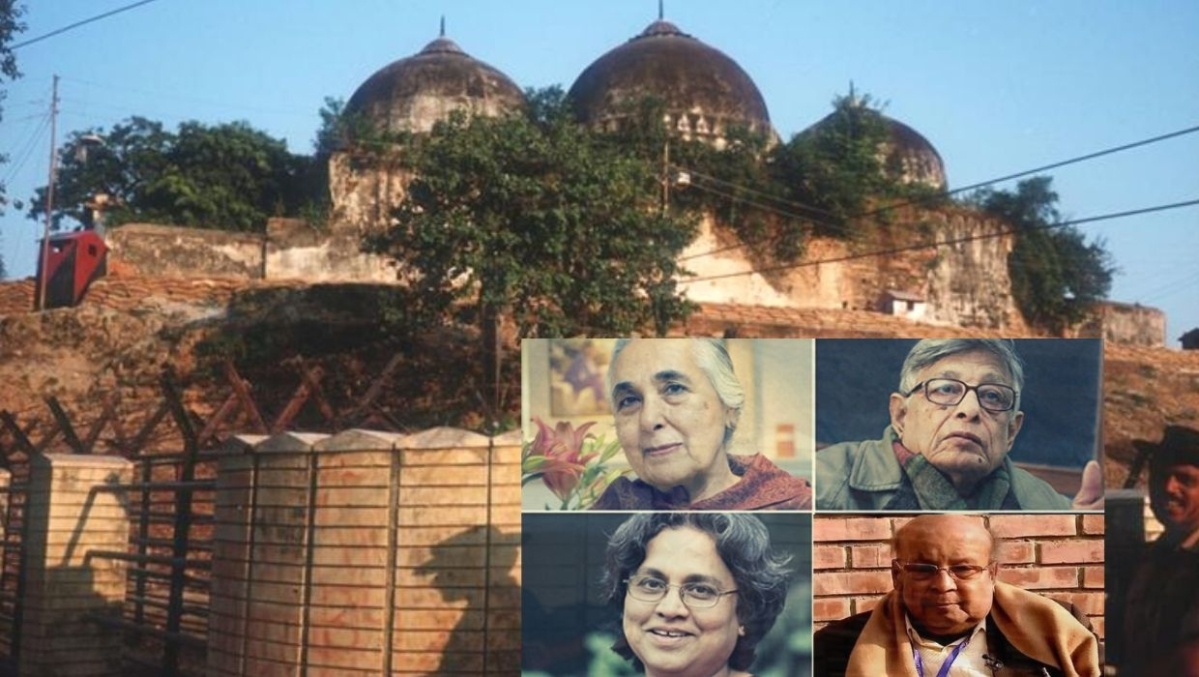 Romila Thapar's Haughty Screed and Sita Ram Goel's Scholarly Bulldozer
