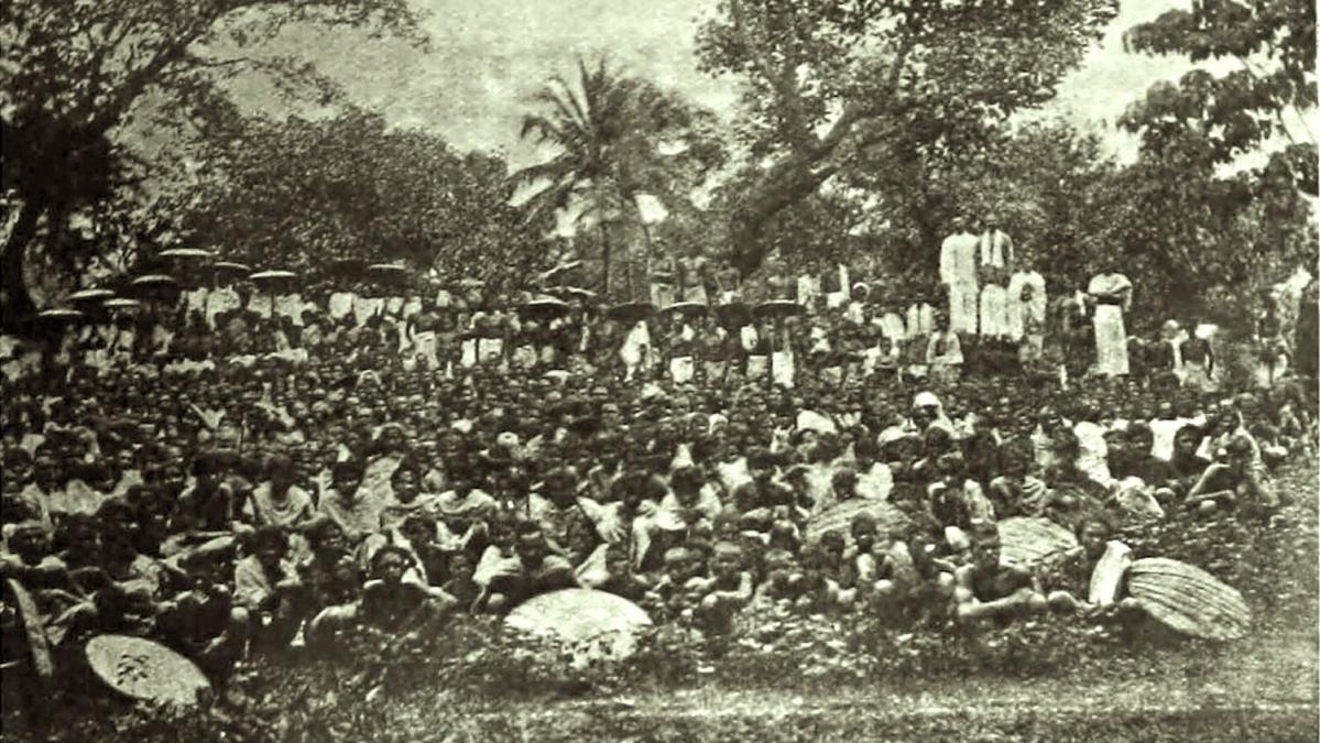 Hindu Voices from the Malabar Graveyard: The Rani of Nilambur Records the Misery of the Malabar Hindu Women