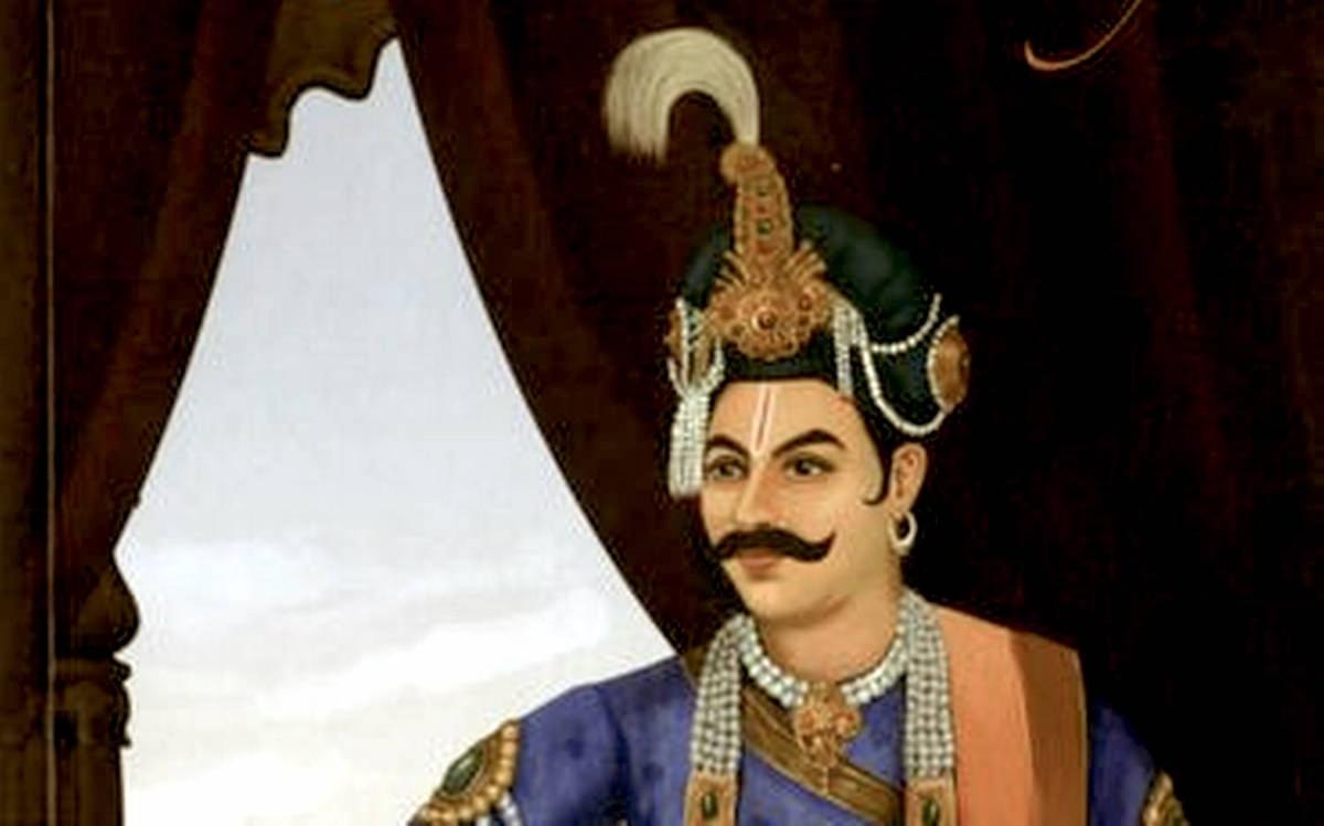 Sri Krishnadevaraya's Empire of Fragrance and Food