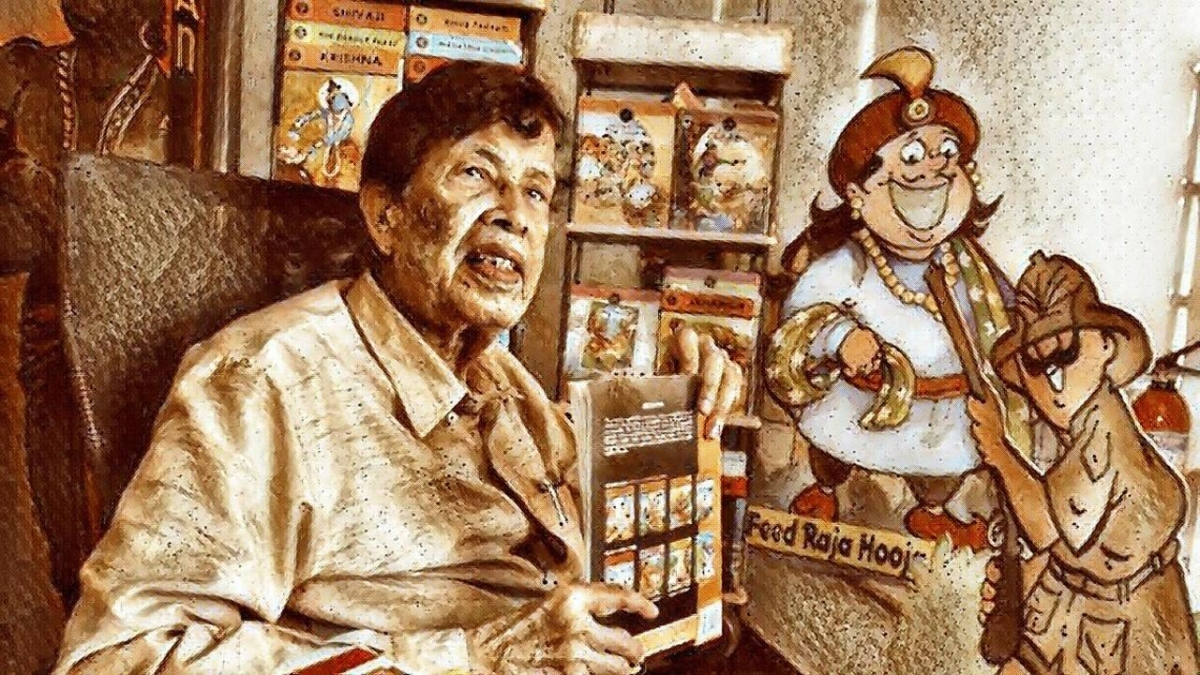 Amar Chitra Katha: A Quiet Cultural Revolution that Saved Two Generations of Our Children