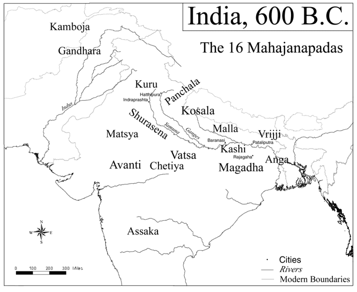 The Vast Swathe of Lost Hindu Geographies and the Cost of the Loss