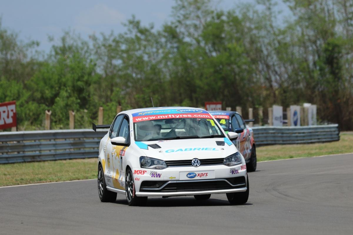 Pratik Sonawane wins opening race of Ameo Class round two