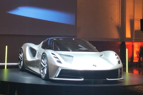 Lotus Evija revealed - 1972bhp all-electric hypercar to take on Pininfarina Battista