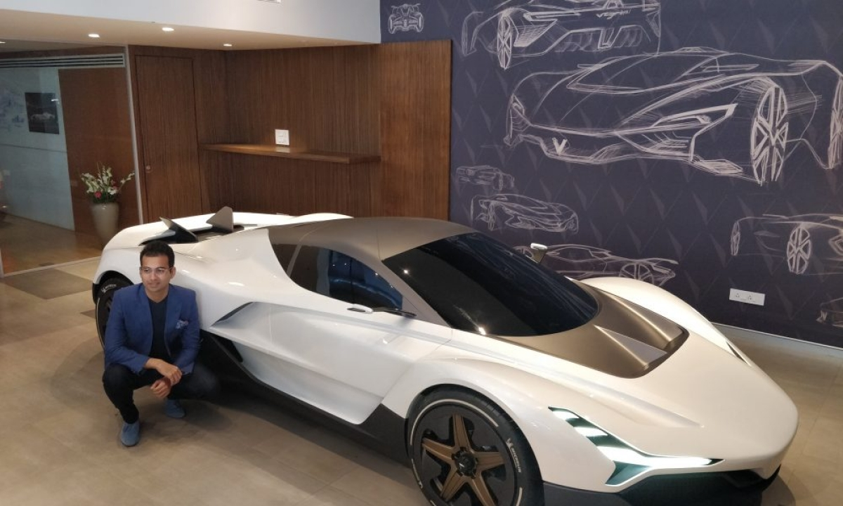 """""""The Shul will make more than 1000bhp and it will have hypercar performance"""""""