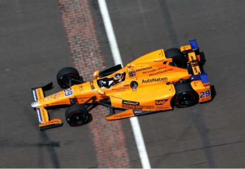 McLaren to buy Schmidt Peterson Racing team for their maidenIndyCar venture