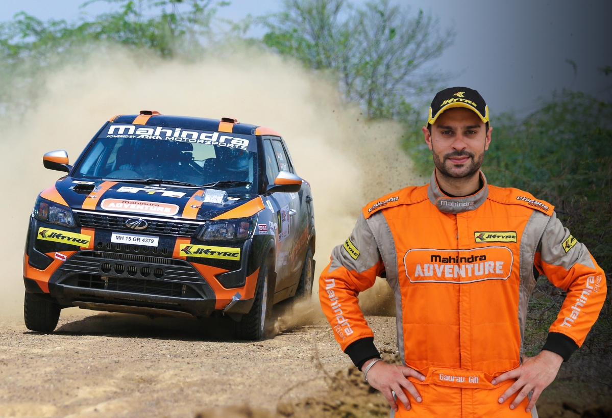 """I belong in WRC now"" says multiple APRC champion Gaurav Gill"