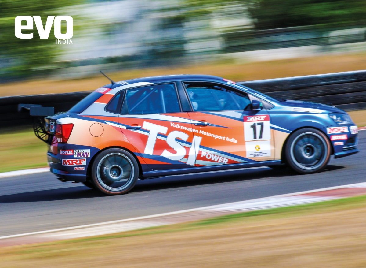 Tracking the evolution of the Volkswagen Cup cars - Part 2