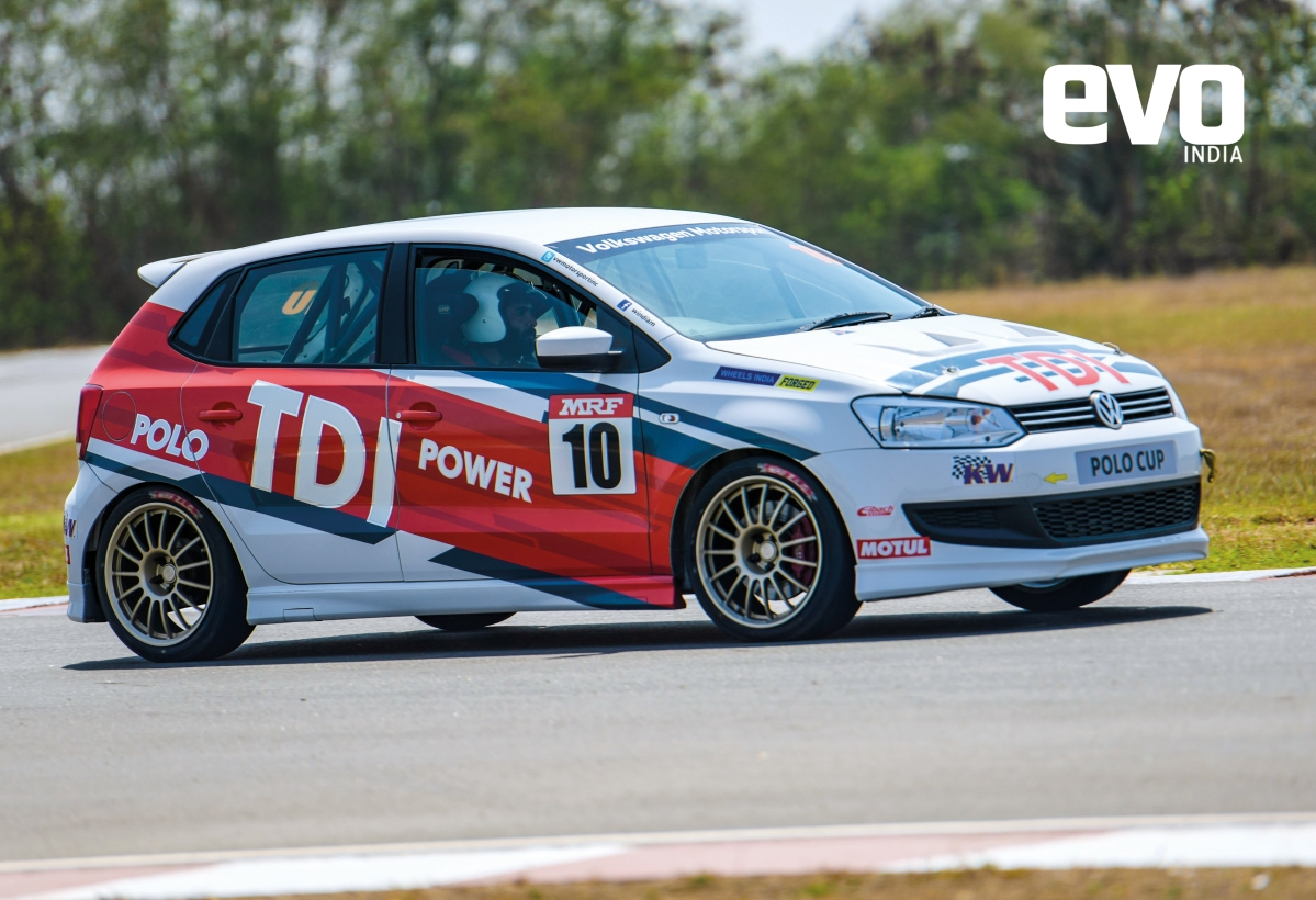 Tracking the evolution of the Volkswagen Cup cars - Part 1