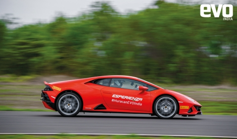 Lamborghini Huracan Evo: Mind -blowing in every sense
