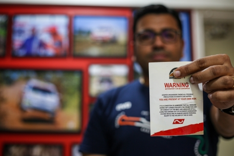 Gaurav Gill's accident is an awful reminder that motorsport is dangerous