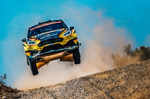 Gaurav Gill puts on a commendable show at Rally Turkey