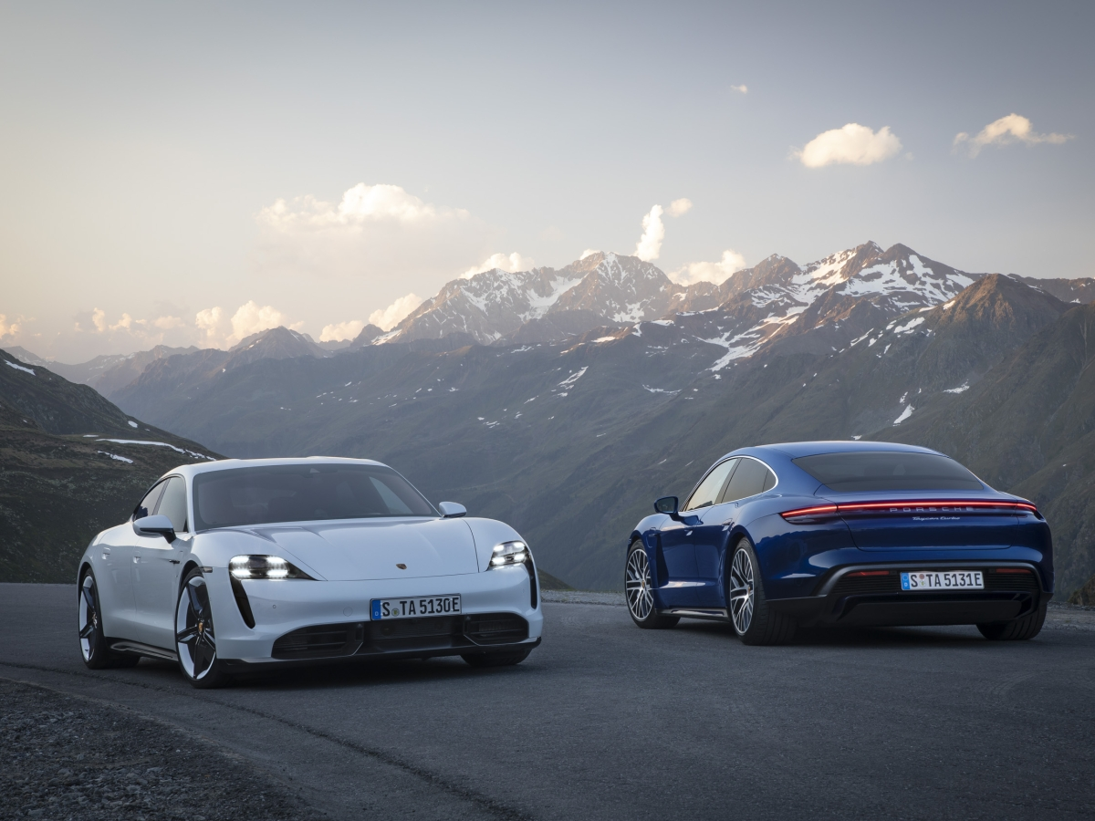 2020 Porsche Taycan revealed – 750bhp EV ready to go