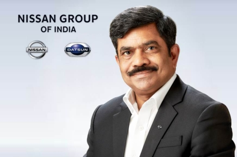 Nissan India appoints Rakesh Srivastava as new MD