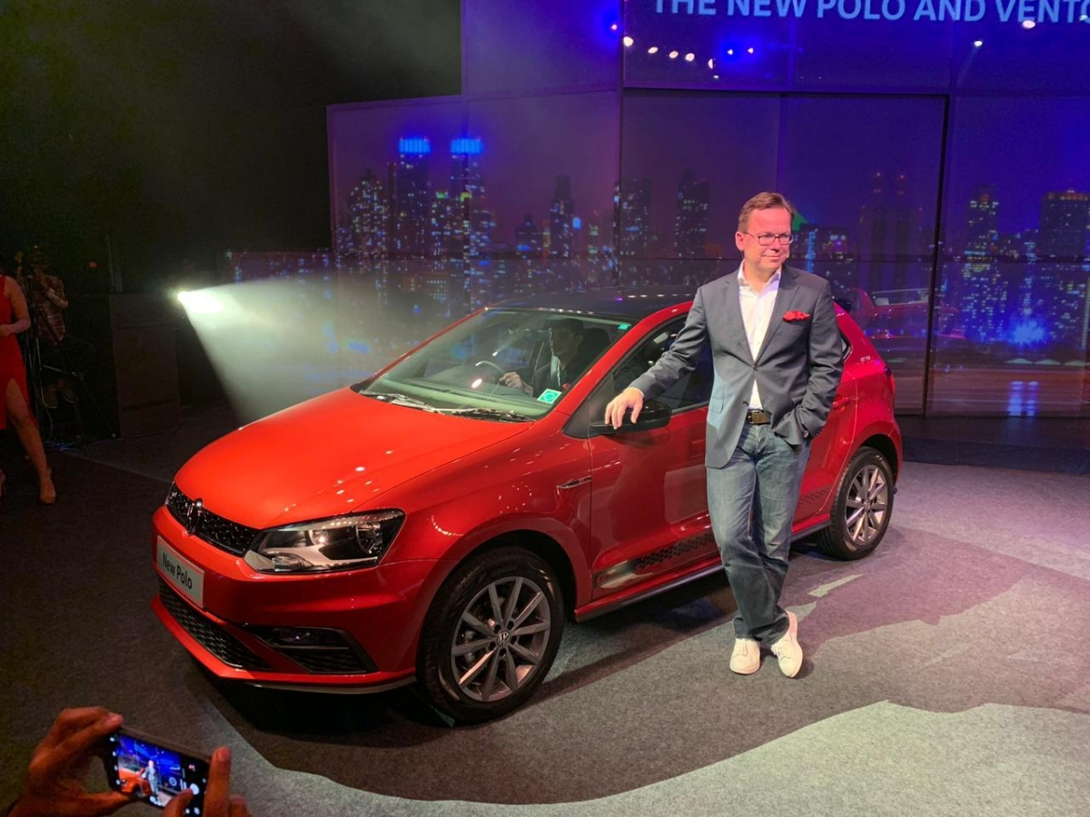 Volkswagen launches the updated Polo and the Vento at Rs 5.84 and Rs 8.76 lakh