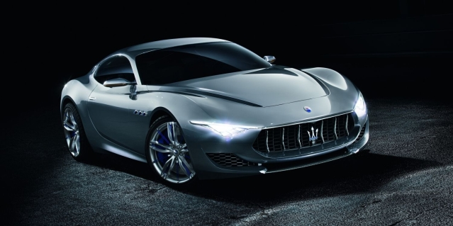 Maserati announces plans for its electric future