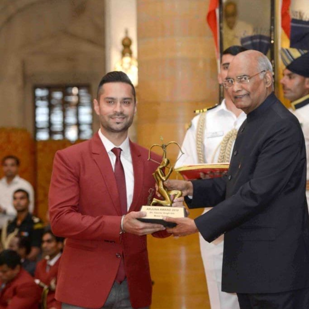 FMSCI denounces reports on inconsistency in Gaurav Gill's Arjuna Award