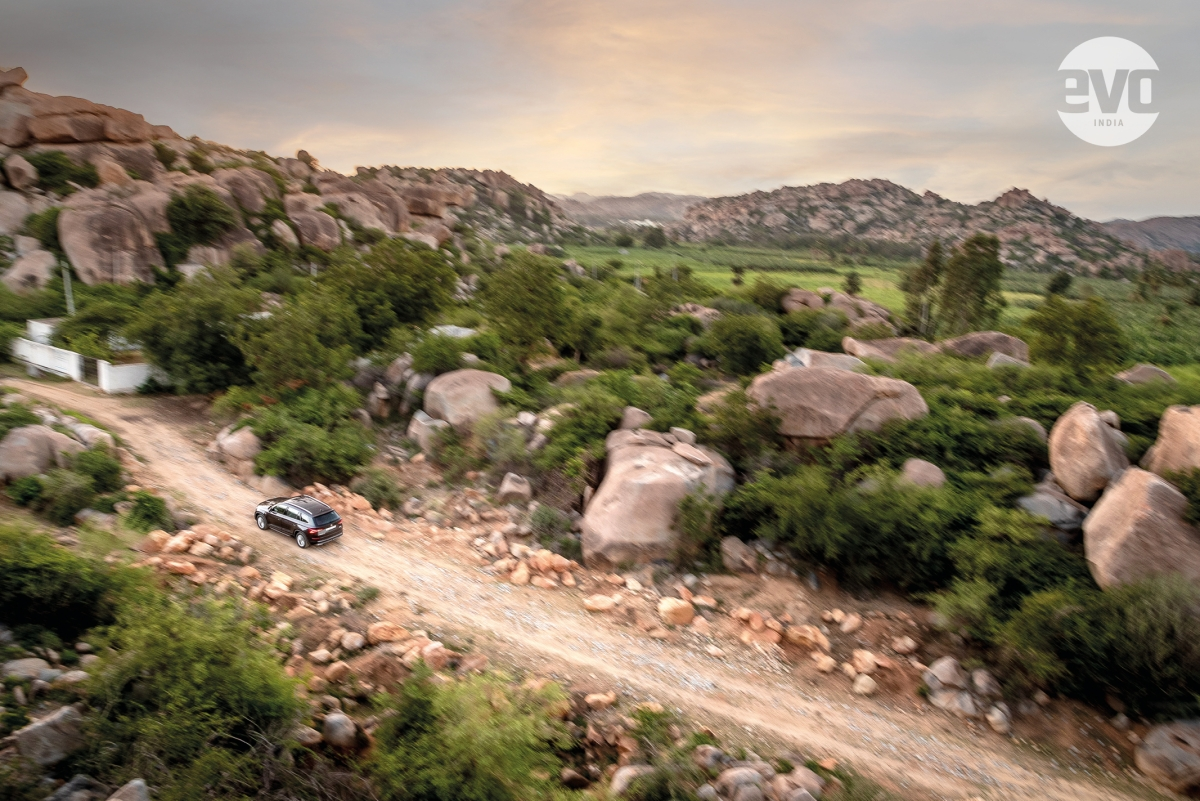 On the trail to Hampi