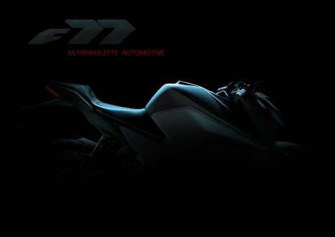 Ultraviolette Automotive F77 to be unveiled on November 13
