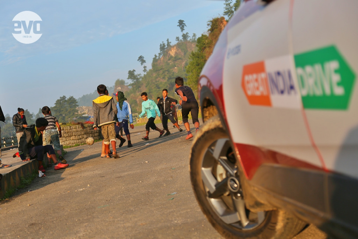 Street Football culture strong in Meghalya's