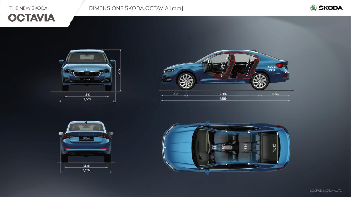 2020 Skoda Octavia unveiled: it's sleeker, packs more tech and gets multiple powertrain options