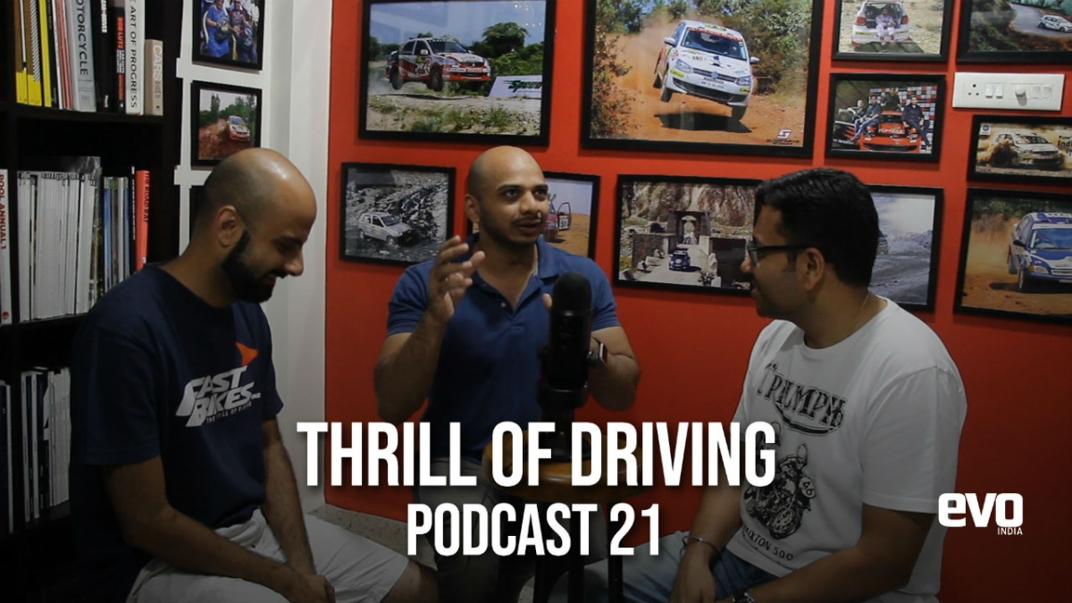 Breaking down the Ultraviolette F77 and Audi A6 | The Thrill of Driving podcast is LIVE!