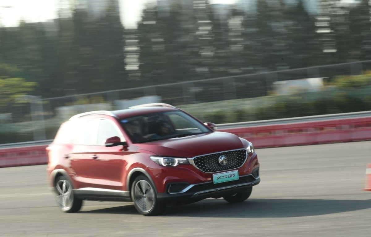 MG's electric future in India