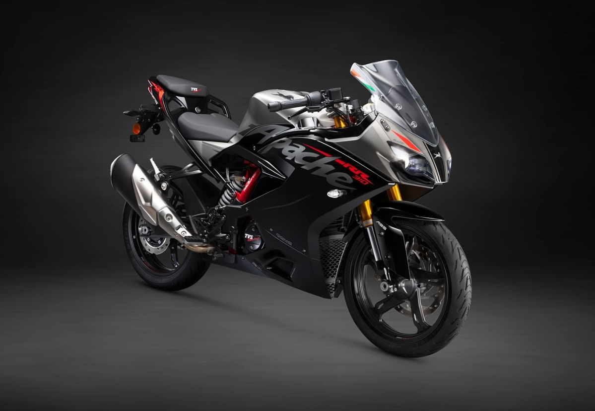 2020 TVS Apache RR 310 launched with BS6 compliant engine at Rs 2.4 lakh