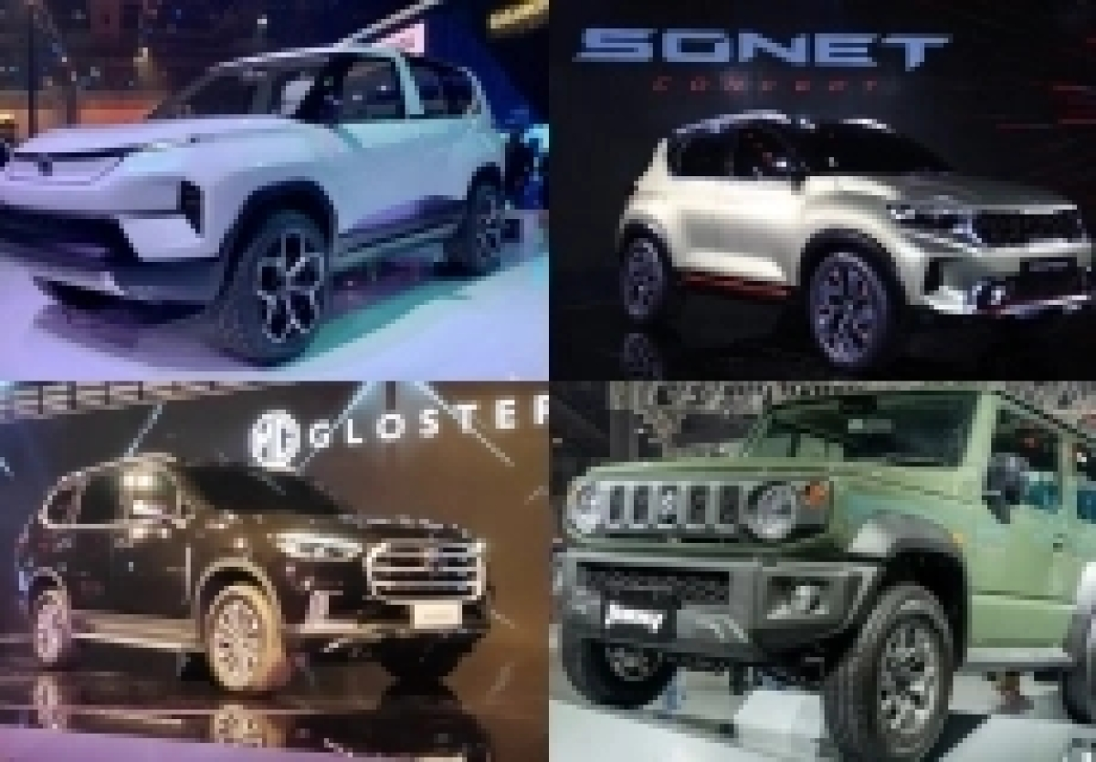 Auto Expo 2020: Top 10 cars you should not miss