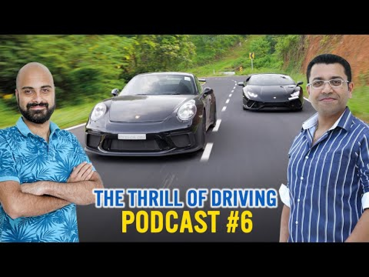 How do you become an automotive journalist? Episode 6