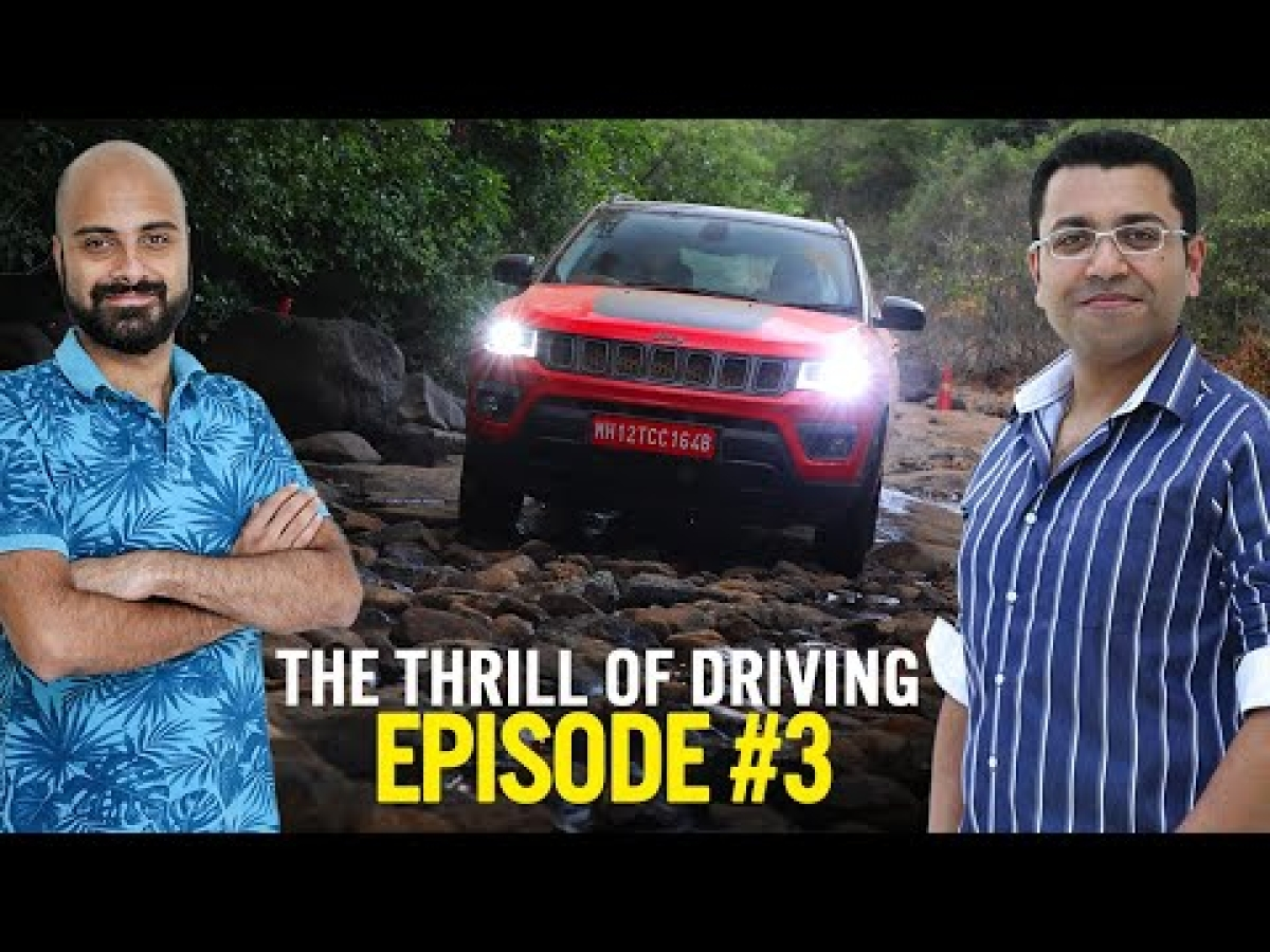 Is the Jeep Trailhawk any good? Episode 3