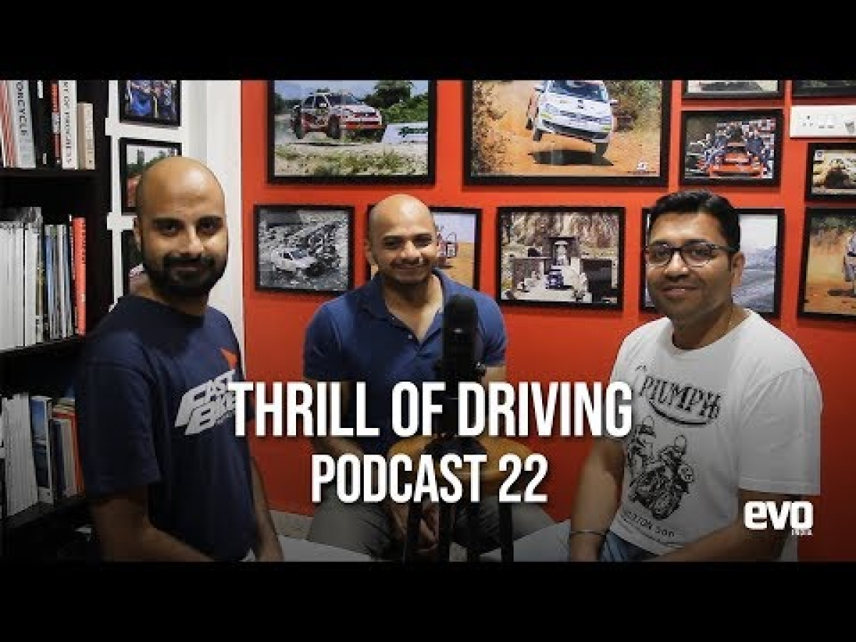 Breaking down the Ultraviolette F77 & the new Audi A6 | The Thrill of Driving Podcast 22