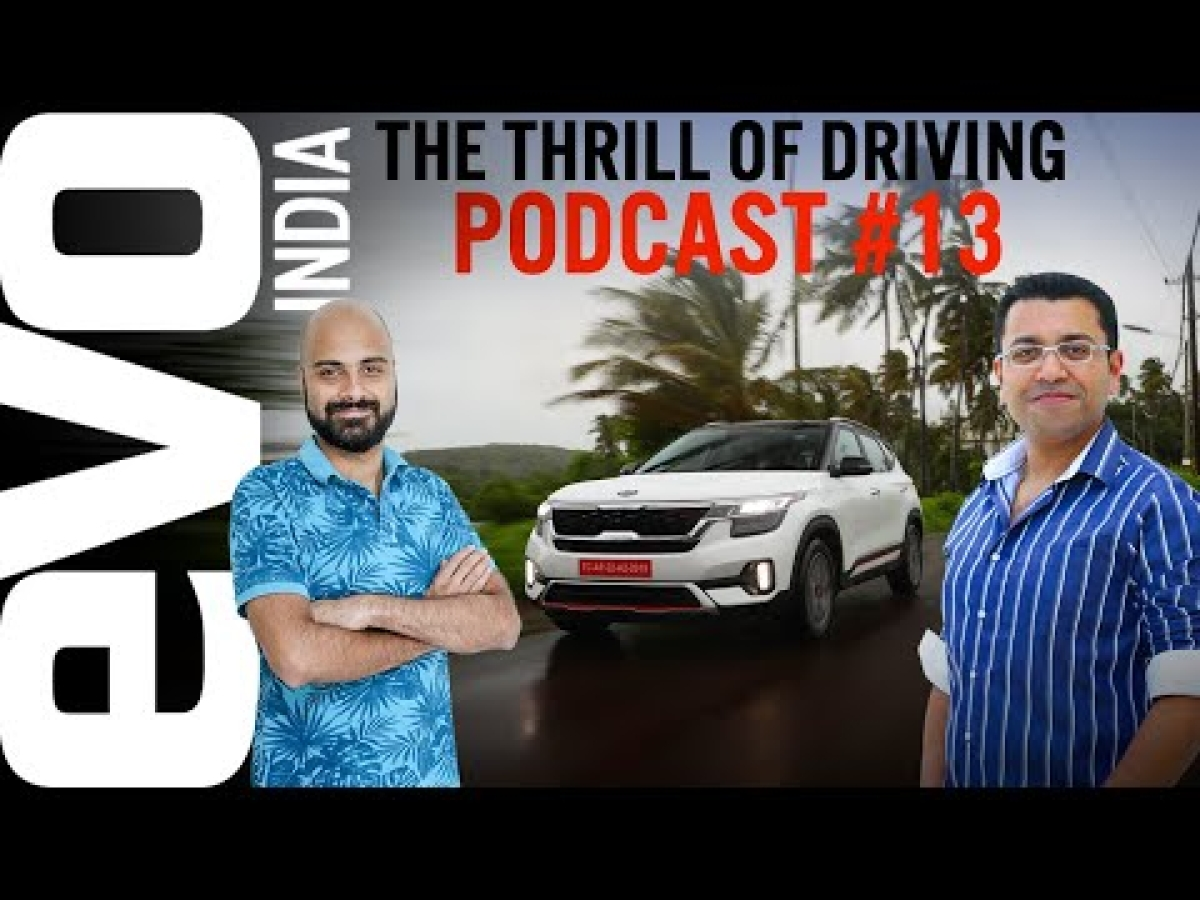 First drive impressions of the Kia Seltos in India Episode 13
